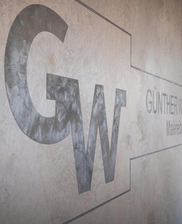 GW Logo Büro